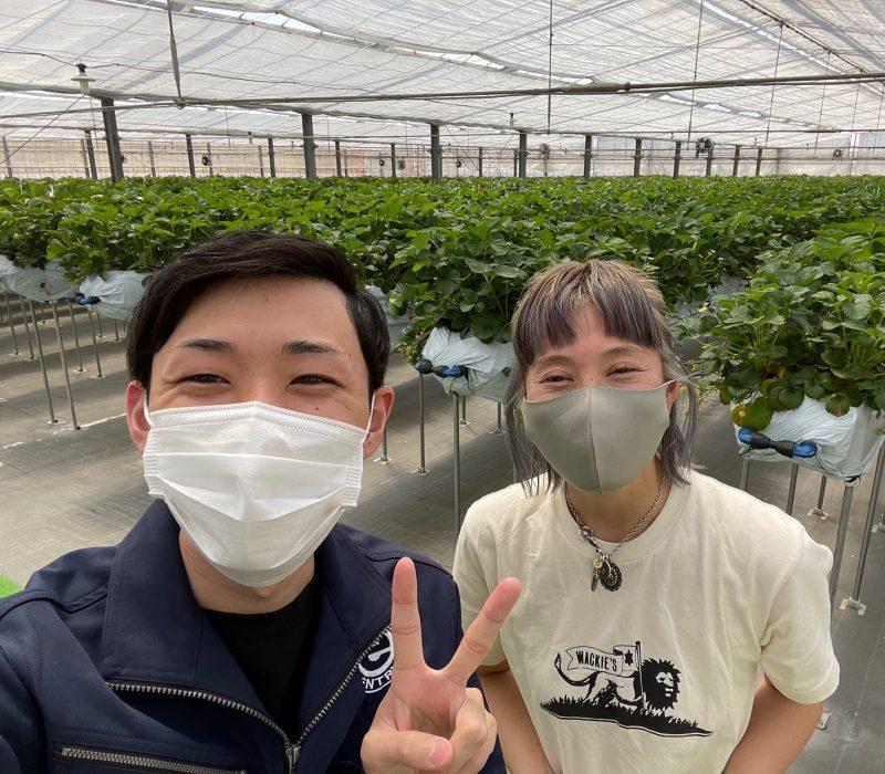 折原果樹園 トップ